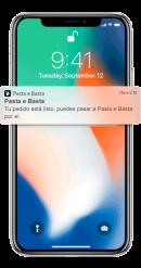 Notifica por Apps