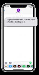 Notifica por SMS